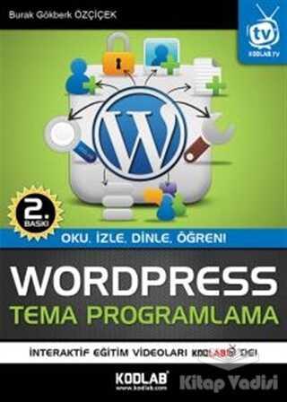 Kodlab Yayın Dağıtım - WordPress Tema Programlama