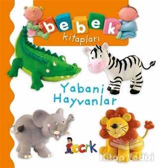 Bıcırık Yayınları - Yabani Hayvanlar - Bebek Kitapları