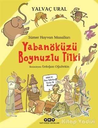 Yapı Kredi Yayınları - Yabanöküzü Boynuzlu Tilki