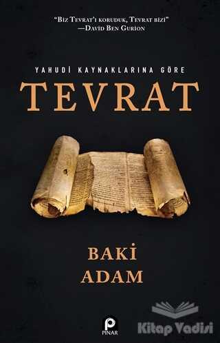 Pınar Yayınları - Yahudi Kaynaklarına Göre Tevrat