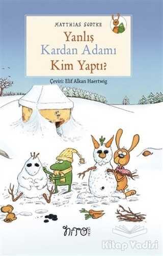 Nito Kitap - Yanlış Kardan Adamı Kim Yaptı?