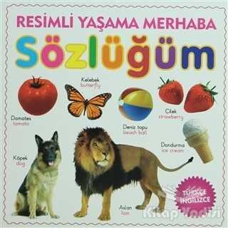 Parıltı Yayınları - Yaşama Merhaba Sözlüğüm