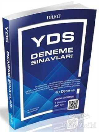 Dilko Yayıncılık - YDS Deneme Sınavları 10 Deneme