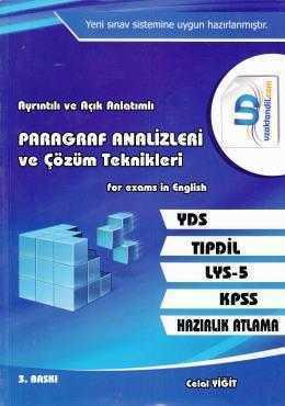 Uzaktandil Yayınları - Ayrıntılı ve Açık Anlatımlı Paragraf Analizleri ve Çözüm Teknikleri