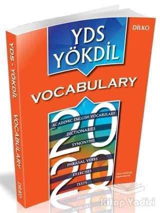 Dilko Yayıncılık - YDS YOKDIL Vocabulary