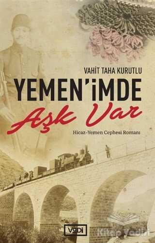 Vadi Yayınları - Yemen'imde Aşk Var