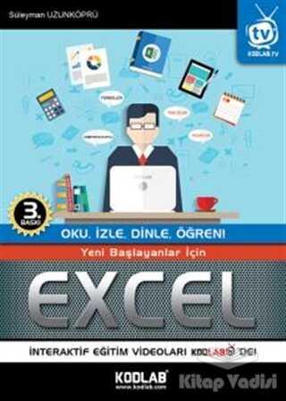 Kodlab Yayın Dağıtım - Yeni Başlayanlar İçin Excel