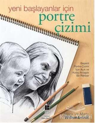 Bilge Kültür Sanat - Yeni Başlayanlar için Portre Çizimi