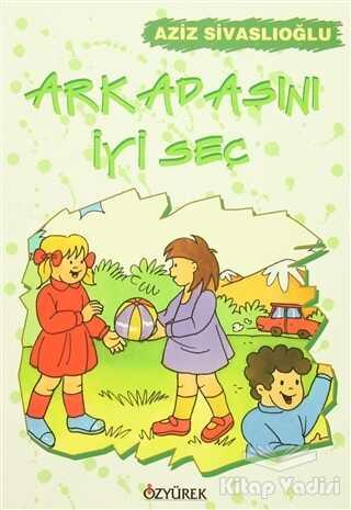 Özyürek Yayınları - Hikaye Kitapları - Yeni Testli Setler 1 - Aziz Sivaslıoğlu (10 Kitap Takım)