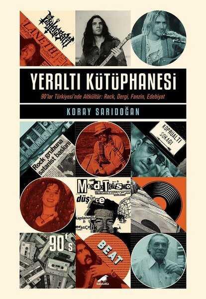 Kara Karga Yayınları - Yeraltı Kütüphanesi