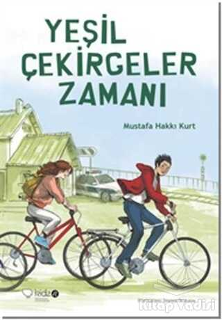 Redhouse Kidz Yayınları - Yeşil Çekirgeler Zamanı