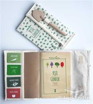 Taze Kitap - Yeşil Günlük