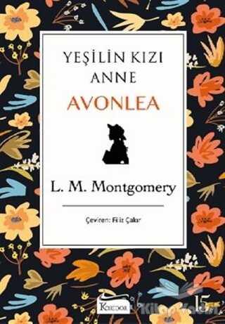 Koridor Yayıncılık - Yeşilin Kızı Anne Avonlea (Siyah Kapak)