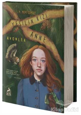 Ren Kitap - Yeşilin Kızı Anne 2 - Avonlea (Ciltli)