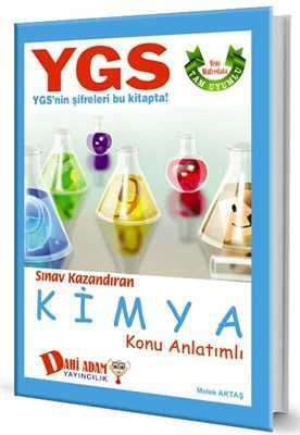 Dahi Adam Yayıncılık - YGS Sıanv Kazandıran Kimya KA / Dahi Adam yay.