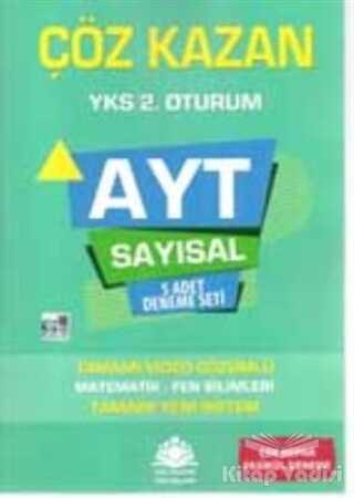 YKS 2. Oturum AYT Sayısal 5 li Deneme Sınavı