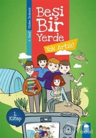 Mavi Kirpi Yayınları - Yok Artık - Beşi Bir Yerde 1. Kitap