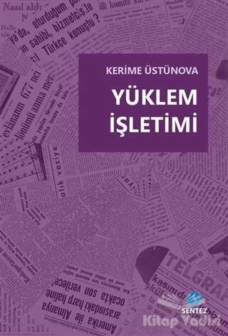 Sentez Yayınları - Yüklem İşletimi