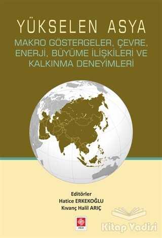 Ekin Basım Yayın - Akademik Kitaplar - Yükselen Asya