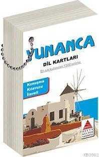 Delta Kültür Basım Yayın - Yunanca Dil Kartları