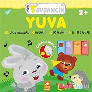 Eksik Parça Yayınları - Yuva - Küçük Tavşancık
