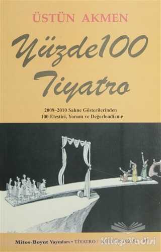 Mitos Boyut Yayınları - Yüzde 100 Tiyatro
