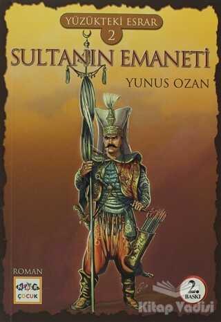 Nar Yayınları - Yüzükteki Esrar 2: Sultanın Emaneti