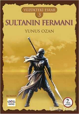 Nar Yayınları - Yüzükteki Esrar 3: Sultanın Fermanı