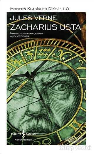 İş Bankası Kültür Yayınları - Zacharius Usta (Ciltli)