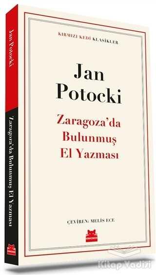Kırmızı Kedi Yayınevi - Zaragoza'da Bulunmuş El Yazması