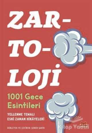 Kırmızı Kedi Yayınevi - Zartoloji - 1001 Gece Esintileri