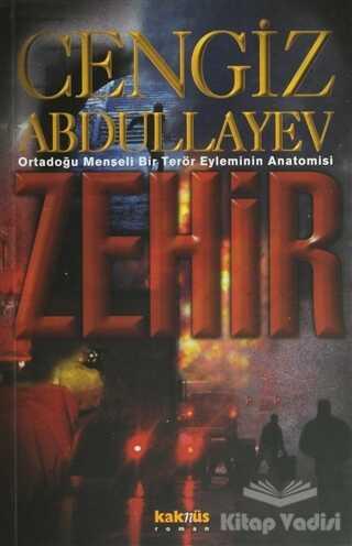 Kaknüs Yayınları - Zehir