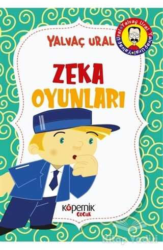 Kopernik Çocuk Yayınları - Zeka Oyunları