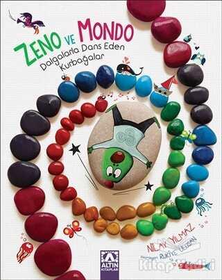 Altın Kitaplar - Zeno ve Mondo: Dalgalarla Dans Eden Kurbağalar