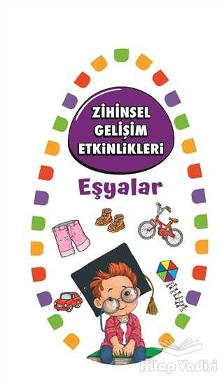 Martı Çocuk Yayınları - Zihinsel Gelişim Etkinlikleri - Eşyalar