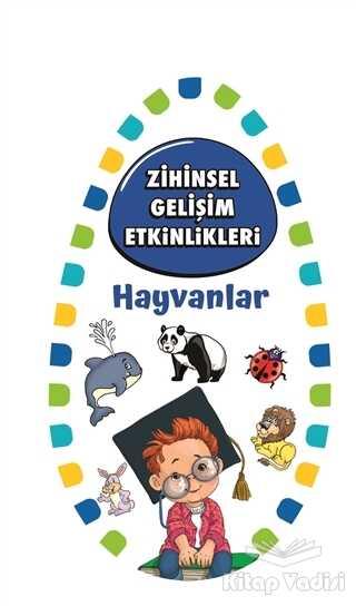 Martı Çocuk Yayınları - Zihinsel Gelişim Etkinlikleri - Hayvanlar