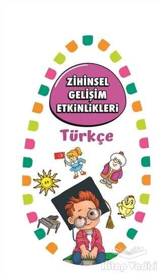 Martı Çocuk Yayınları - Zihinsel Gelişim Etkinlikleri -Türkçe