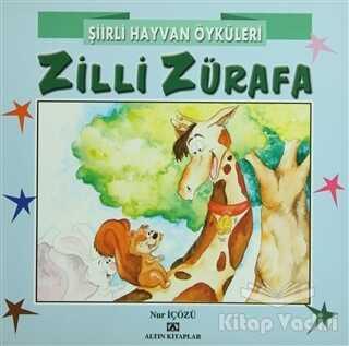 Altın Kitaplar - Çocuk Kitapları - Zilli Zürafa
